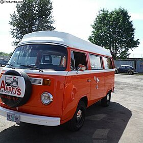 1978 Volkswagen Vans for sale 100835571