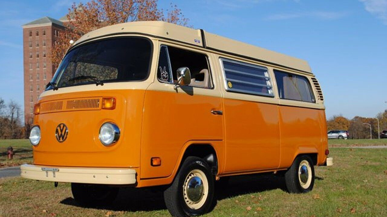 1978 Volkswagen Vans for sale 100924427