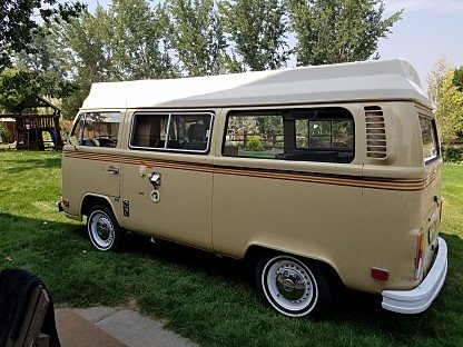 1978 Volkswagen Vans for sale 100906337