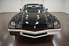 1978 chevrolet Camaro for sale 100994231