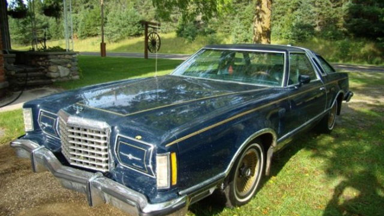 1978 ford Thunderbird for sale 100903491