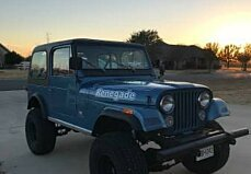 1978 jeep CJ-7 for sale 100946099