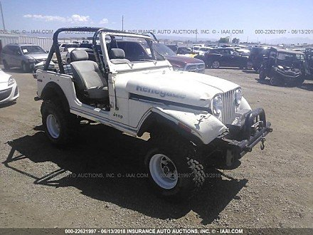 1978 jeep CJ-7 for sale 101016173
