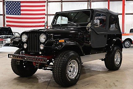 1978 jeep CJ-7 for sale 101019437