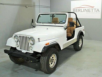 1978 jeep CJ-7 for sale 101044671