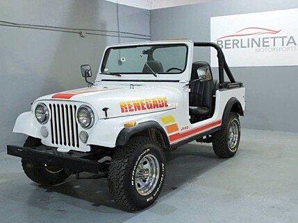 1978 jeep CJ-7 for sale 101044676