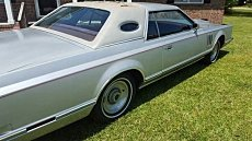 1978 lincoln Continental for sale 100829333