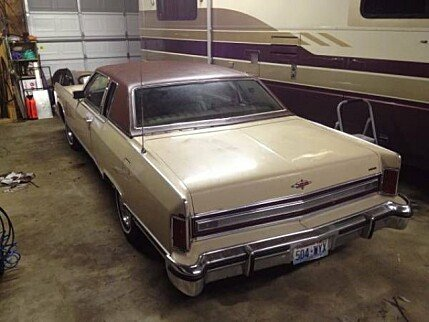1978 lincoln Continental for sale 100865906