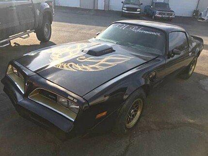 1978 pontiac Firebird for sale 100966291