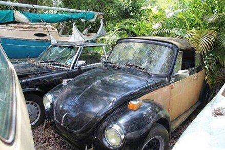 1978 volkswagen Beetle for sale 100829519