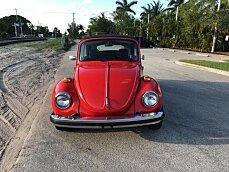 1978 volkswagen Beetle for sale 100979979