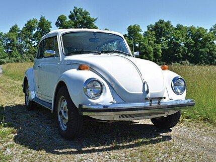 1978 volkswagen Beetle for sale 101018001