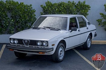 1979 Alfa Romeo Sports Sedan for sale 101001366
