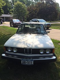 1979 BMW 320i Coupe for sale 101017718