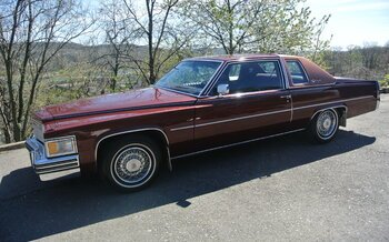 1979 Cadillac De Ville for sale 100772983