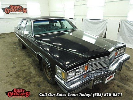 1979 Cadillac De Ville for sale 100759151