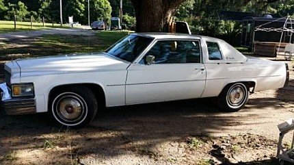 1979 Cadillac De Ville Clics for Sale - Clics on Autotrader