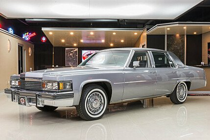 1979 Cadillac De Ville for sale 100838977