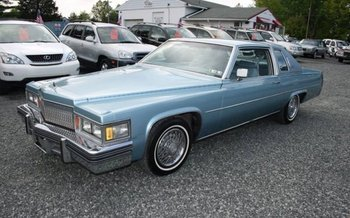 1979 Cadillac De Ville for sale 100870154