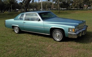 1979 Cadillac De Ville for sale 100961392