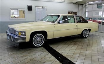 1979 Cadillac De Ville Coupe for sale 100993477