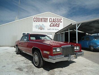 1979 Cadillac Eldorado for sale 100748772