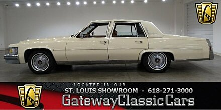 1979 Cadillac Fleetwood for sale 100761773