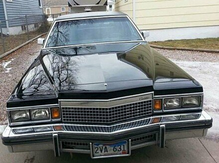 1979 Cadillac Fleetwood for sale 100814326