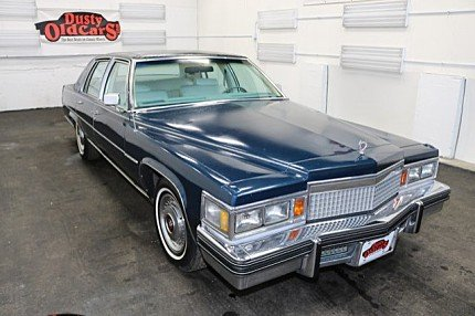1979 Cadillac Fleetwood for sale 100836271