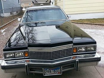 1979 Cadillac Fleetwood for sale 100827481