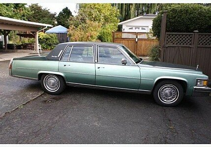 1979 Cadillac Fleetwood for sale 100954411