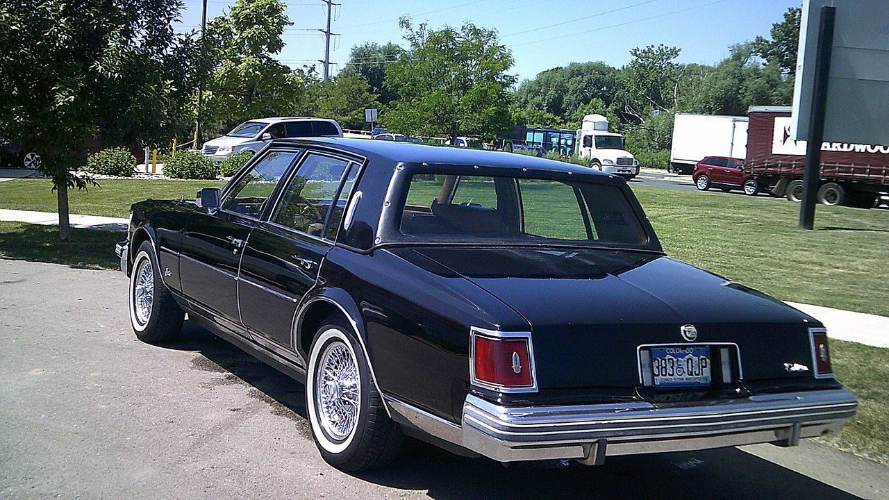 1979 Cadillac Seville For Sale Near Fort Collins Colorado