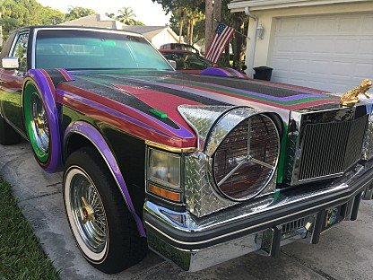 1979 Cadillac Seville for sale 100882420