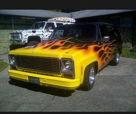 1979 Chevrolet Blazer for sale 100837741