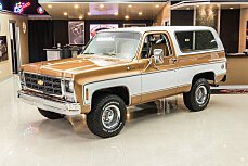 1979 Chevrolet Blazer for sale 100931819