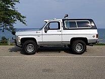 1979 Chevrolet Blazer 4WD for sale 101025460