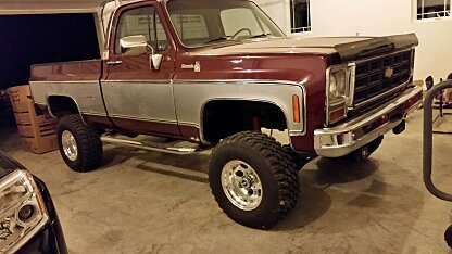 1979 Chevrolet C/K Truck Silverado for sale 100945217