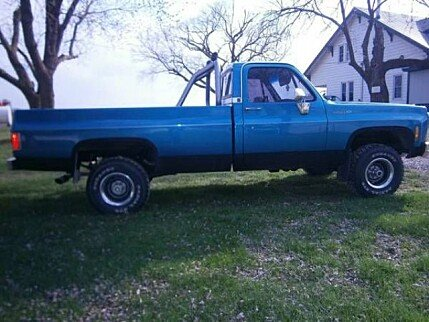 1979 Chevrolet C/K Truck for sale 100961811
