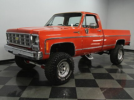 1979 Chevrolet C/K Trucks for sale 100733866