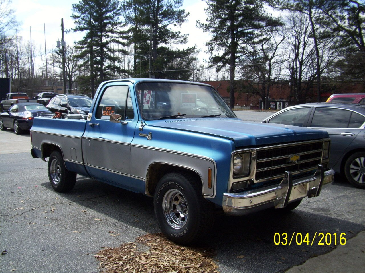 1979 Chevrolet C K Trucks for sale near atlanta Georgia