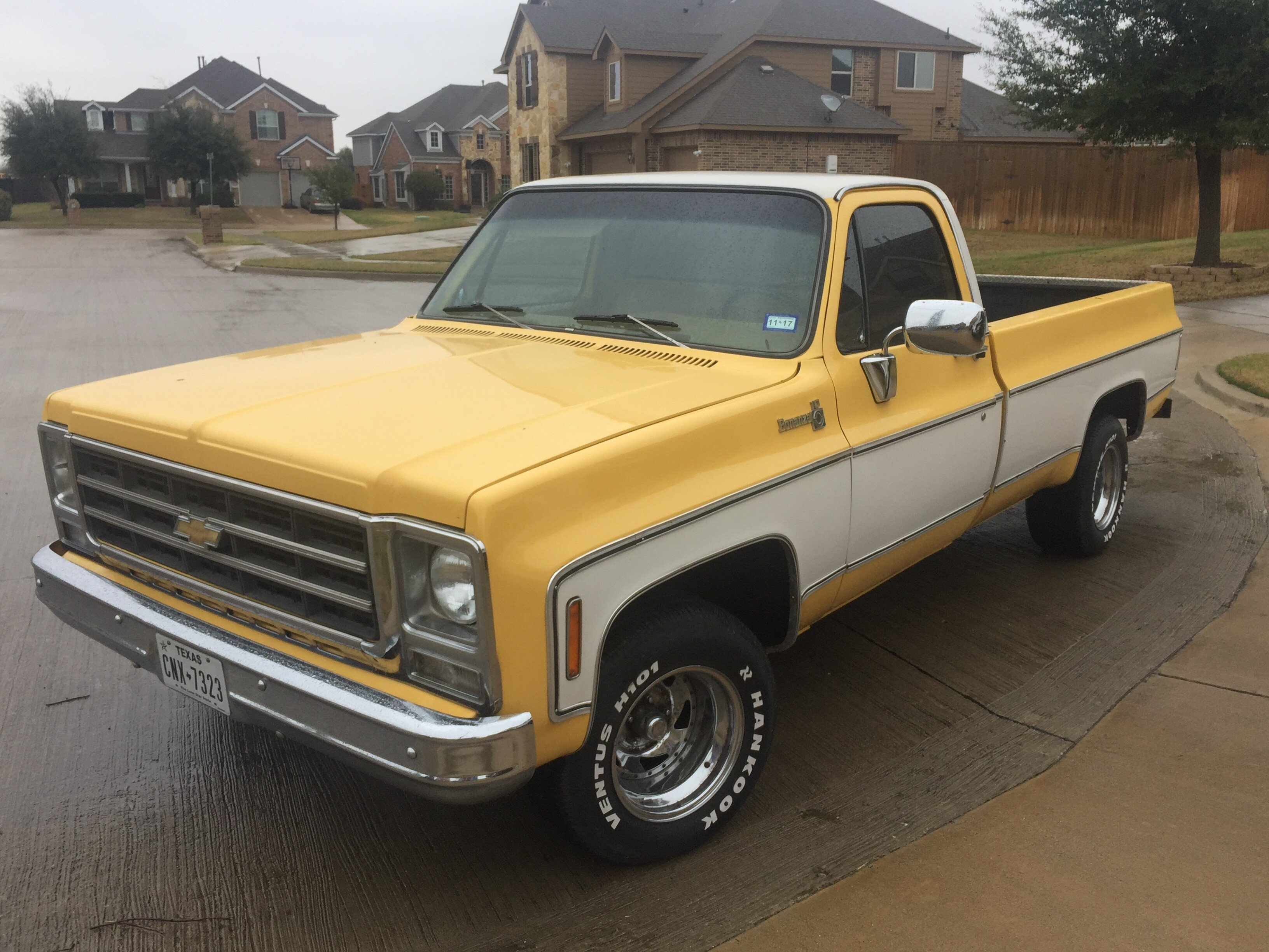 1979 chevrolet truck for sale