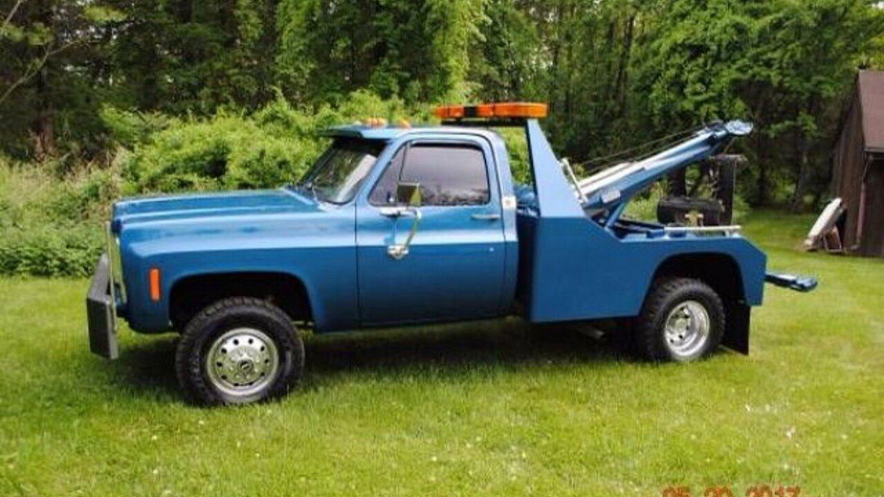 1979 Chevrolet C/K Trucks for sale 100904302