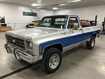 1979 Chevrolet C/K Trucks for sale 100925470