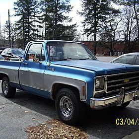 1979 Chevrolet C/K Trucks for sale 100745879