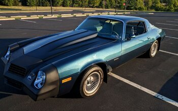1979 Chevrolet Camaro Berlinetta Coupe for sale 100778635