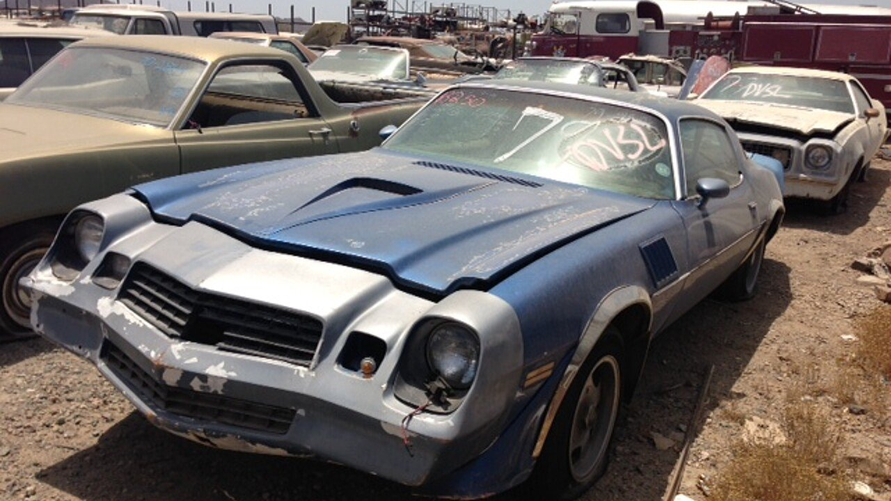 1979 Chevrolet Camaro for sale near Phoenix, Arizona 85085 ...