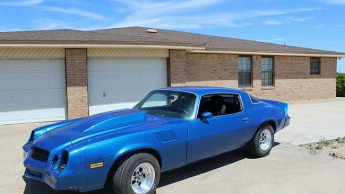 1979 Chevrolet Camaro for sale 100881137