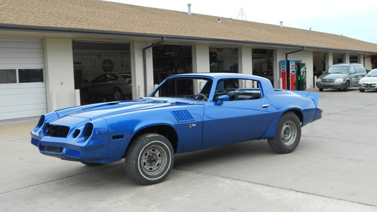 1979 Chevrolet Camaro for sale near LAS VEGAS, Nevada 89119 ...