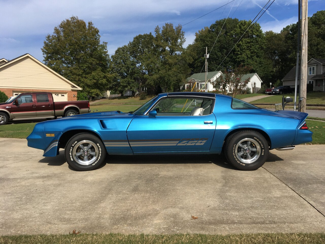 1979 Chevrolet Camaro Z28 For Sale Near Madison Alabama
