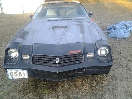 1979 Chevrolet Camaro for sale 100827104